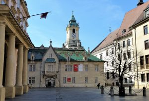 Altes Rathaus Rückansicht