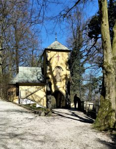 Barbarakapellt Freinberg Linz