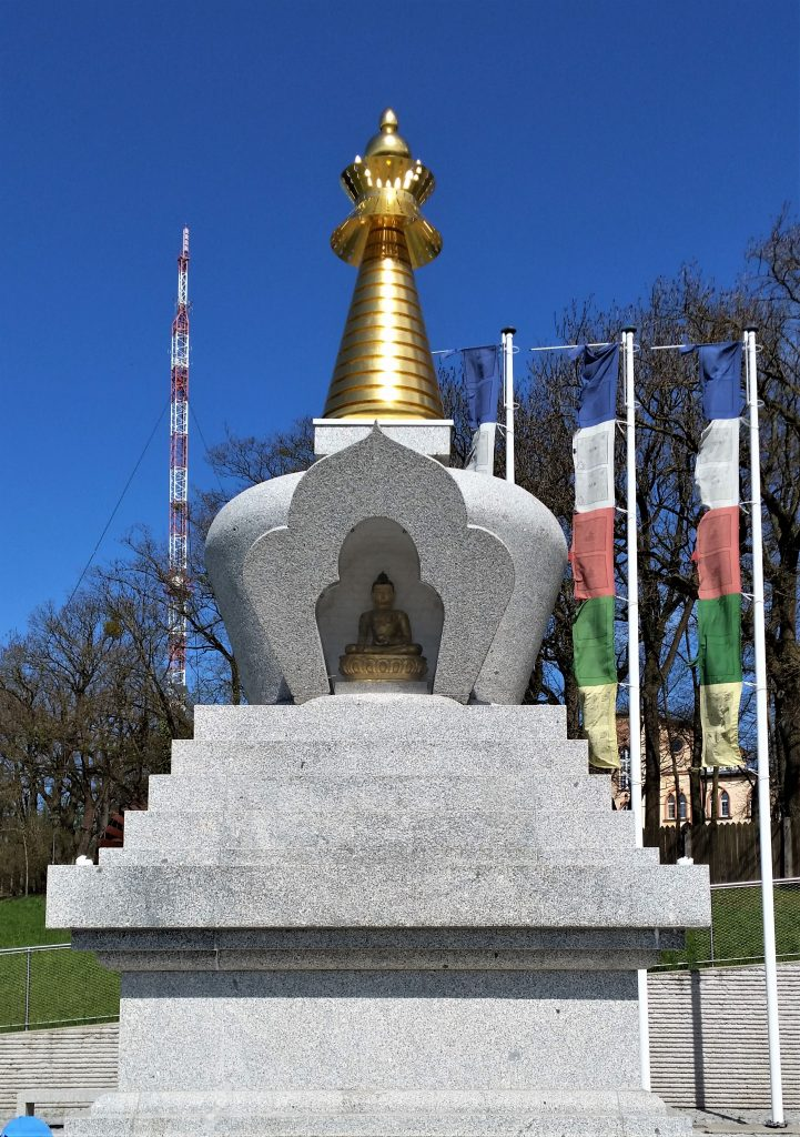 Stupa Freinberg Linz
