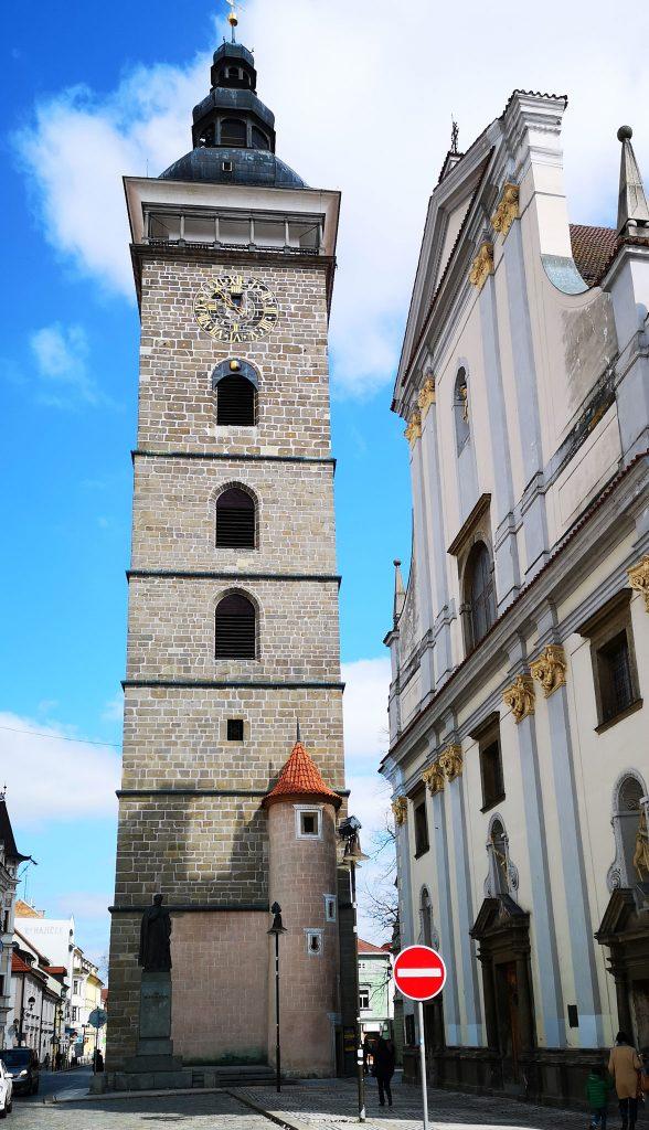 Schwarzer Turm in Budweis