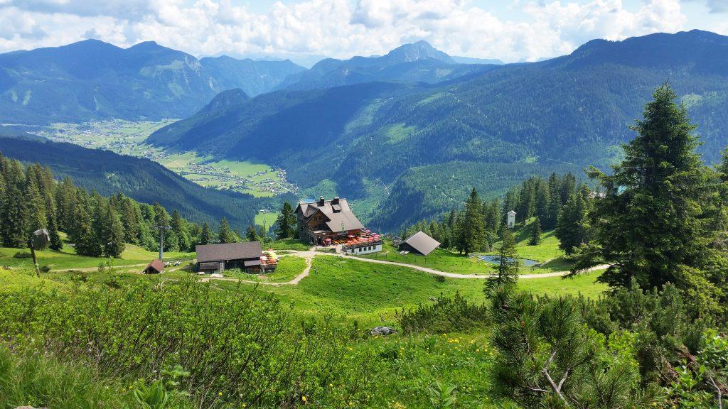 Gablonzer Hütte Gosau