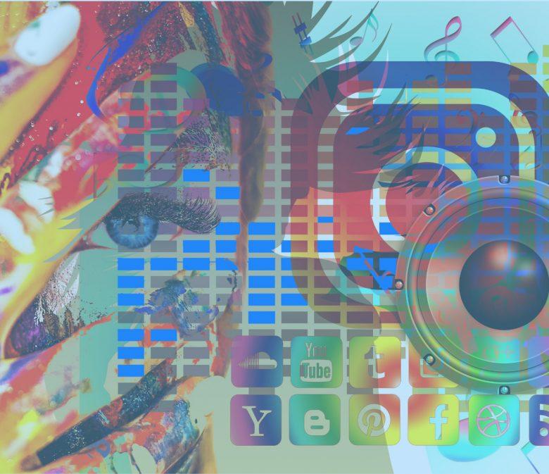 Social Media fasten