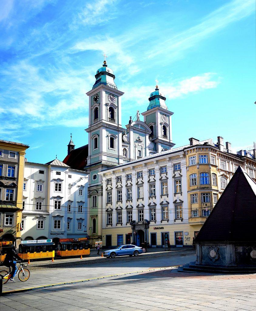 Alter Dom Linz
